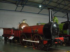 Furness Railway 0-4-0 No. 3 Old Coppernob by rlkitterman