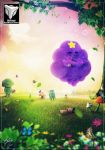 Adventure Time - Lumpy Space Princess by Dmaghar