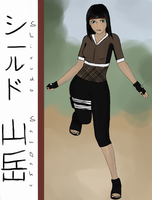 Naruto OC by Sheepfre9k