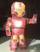IronMan by xavierleo