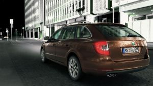 Skoda Superb Kombi by MUCK-ONE