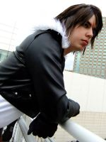 Squall Leonhart by Lionheart185