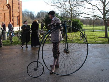 Penny Farthing by Andune20