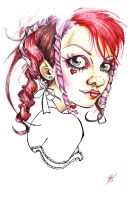 -Emilie Autumn- by mirjaT