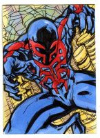 Spiderman 2099 sc by mdavidct