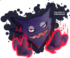 Epic Haunter by Rorousha