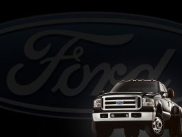 Super Duty Wallpaper by bnlake