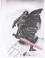Darth Vader by Flooboo