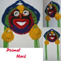 Primal Mask by Qess