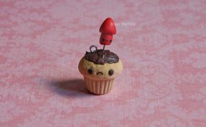Firework Cupcake New Years by RawrRufus