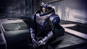 Garrus Vakarian 13 by johntesh