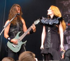 Epica, Summer Breeze 2012 by thornburgh