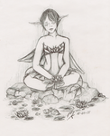 Crying lotus by by-MK