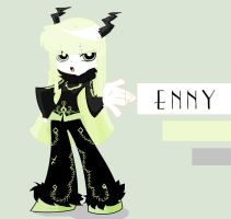 ENNY by DoubleGrimmie