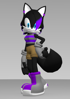 Patch the Wolf 3D Model by Zero20-2