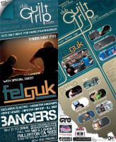 Guilt Trip Flyer May 7th 09 by knucka
