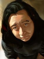 Portrait: Edgar by Special-Kay