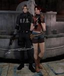 Raccoon City Police Departement by NightysWolf
