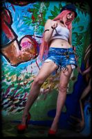 POison ~Final Fight by Maka-chan-cosplay