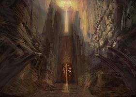 Hellgate by hungerartist