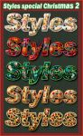 Styles special Christmas 2  by Tetelle-passion