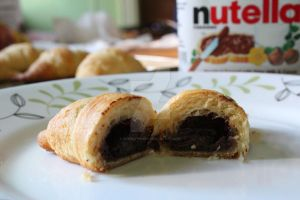 Nutella Croissants by xNerdyPanda