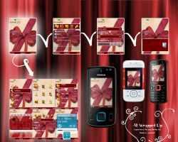 All wrapped up Nokia Theme by snm-net