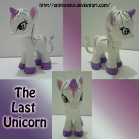 The Last Unicorn G4 by AnimeAmy