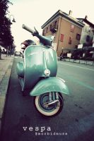 vespa by morbidmuse
