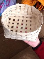 Basket weaving project 2014 by Jenmouse2000