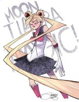 010 - Sailor Moon by JeremyTreece