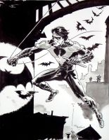 Nightwing 2012 by BillReinhold