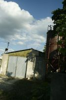 Old factory by AlmostInsane