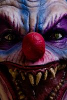 Killer Clown 1 by themortalimmortal