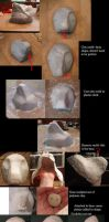 Fursuit process by Animus-Panthera
