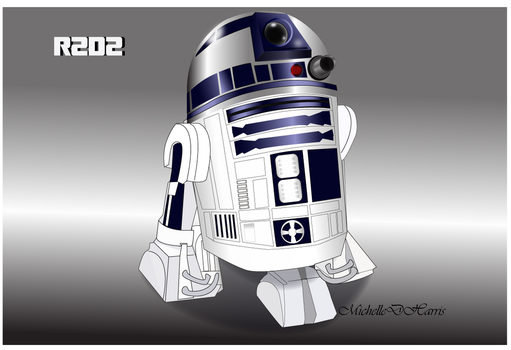 R2-d2 by michelledh