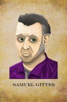 Vortex: The Last Intrepid: Samuel Gittes Portrait by Antiquated-Inquirer