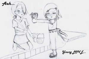 young love by Sib123