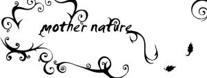 Mother Nature logo 2 by jrobbo