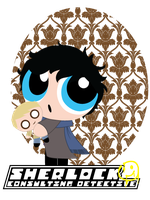 The Consulting Detective: Sherlock Puff by Lumos5000