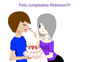 .:Happy B-Day Robinson!!!:. by IloveTMNT2299