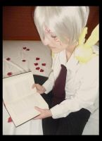 DGM - Just reading by CookieNatsu