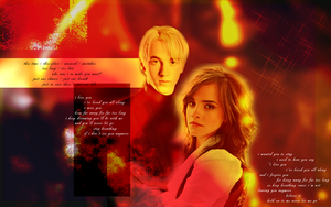 Draco and Hermione: Far Away by abi-j