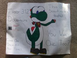 One Popular Advertisement by iKYLE