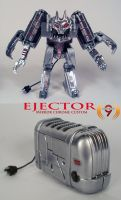 Ejector Mirror Chrome Custom by Unicron9