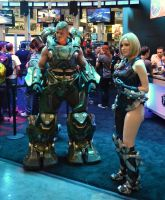 PAX EAST - Soldiers by wagn18