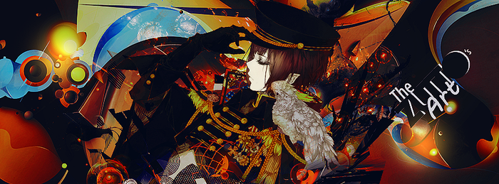 [Banner] Lord Commanderess by ZuttoSama