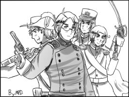 (APH) Civil war by partee6554