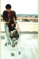 .Cart Love by AuroraZola