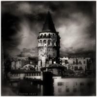 Galata Tower II. by KeremOkay